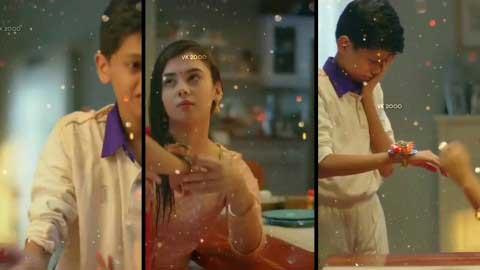 Bhaiya Gifts To Sister On Raksha Bandhan Day Full Screen Status