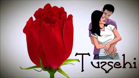 Tujhse Hi Hai Meri Duniya Saari Best Rose Day Wishes Status