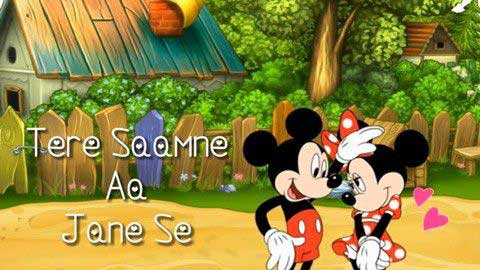 Tere Samne Aa Jane Se Bollywood Hindi Status