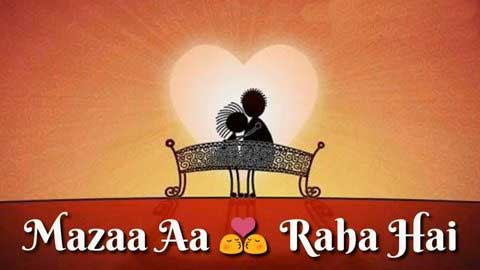 Gazab Ka Hai Din Love Status In Hindi