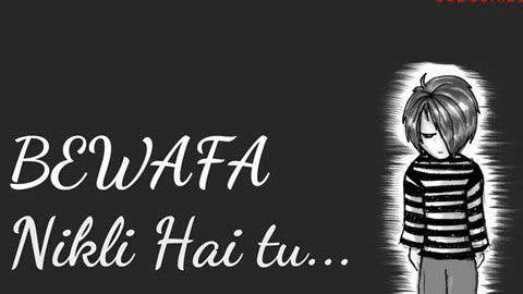 Bewafa Sad Video Song For Whatsapp Status