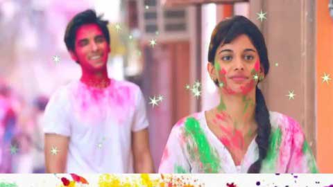 Romantic Holi Video Song Status For Whatsapp