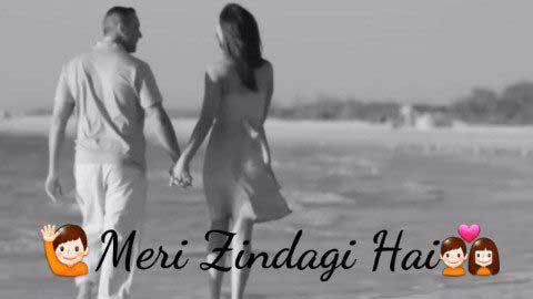 Meri Zindagi Hai Tu Sad Song Status Video