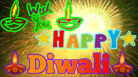 Wish You Happy Diwali Video Download