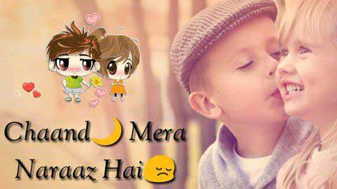 Chaand Mera Naraaz Hai Very Sad Status Video