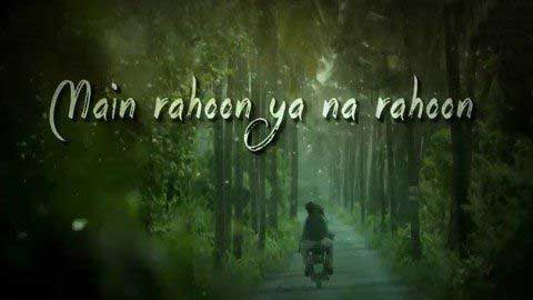 Main Rahoon Ya Na Rahoon Sad Status Video Download