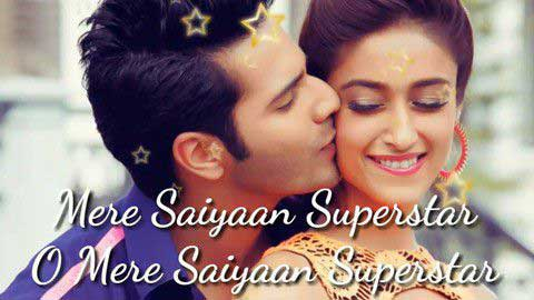 Saiyaan Superstar New Status Video