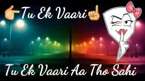 Tu Ik Vaari Aa Toh Sahi Dance Video Whatsapp Status