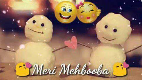 Meri Mehbooba Status Video Download