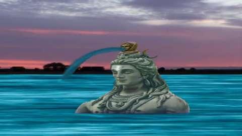 Sar Se Tere Behti Ganga Bholenath Status