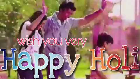 Funny Holi Whatsapp Status Video Download