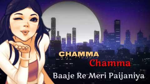 Chamma Chamma Dance Status Video Hd