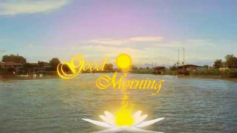 Wishing You A Very Happy Good Morning Video Status