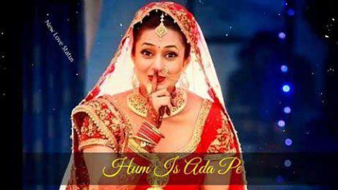 Tumhe Humse Hua Hai Pyar Whatsapp Status Video Hindi Song Download