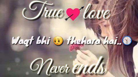 Sun Raha Hai Na Tu Love Status Video