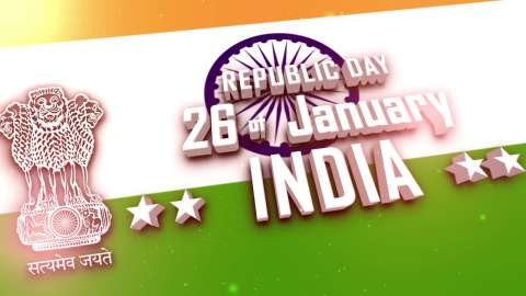 26 January Special Whatsapp Status Video On Happy Republic Day
