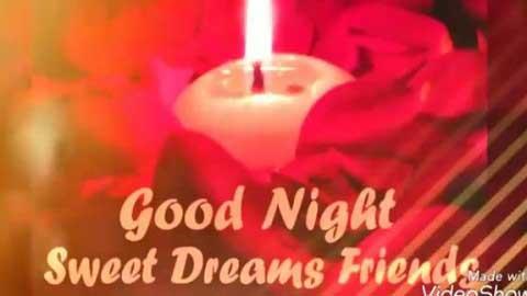 Good Night Status Video Shubhratri Download