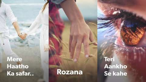 Rozana Best Love Full Screen Status Song Download
