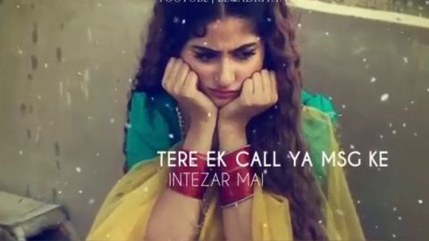 Acha Nahi Lagta Heartbroken Sad Shayari In Hindi Female