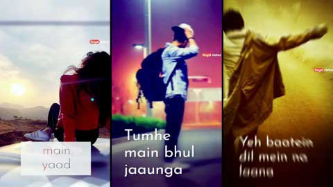 Chale Aana Status Video Download