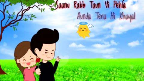 Ishq Da Butta Sad Love Status In Punjabi