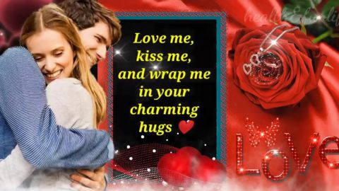 Love Romantic Happy Hug Day Special Status Video Download