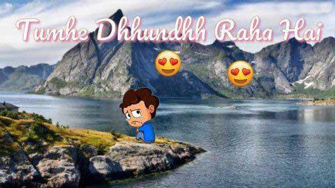 Chithi Na Koi Sandesh Attitude Hindi Status Video