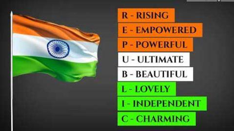 Happy Republic Day Wishes Whatsapp Status video