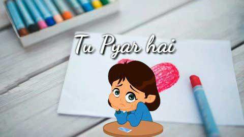 Tu Pyar Hai Kisi Aur Ka Unplugged