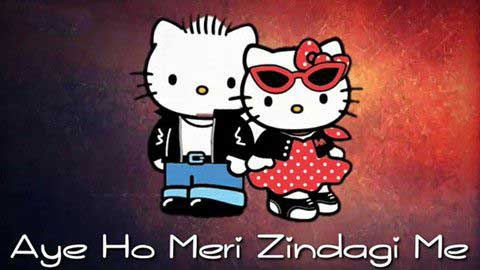 Aaye Ho Meri Zindagi Mein Love Status Video Song