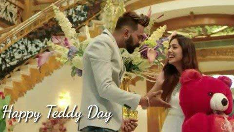 Romantic Teddy Day Status Punjabi Whatsapp Status Video Download