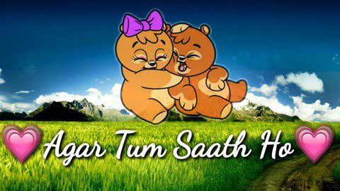 Agar Tum Saath Ho Sad 30-seconds Whatsapp Status Video Download