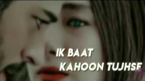 Seene Tere Se Tere Sar Ko Female Song Whatsapp Status