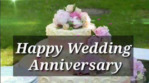 Happy Wedding Anniversary Greeting Quotes Whatsapp Status Video For Beautiful Couple