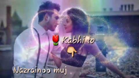 Kabhi Toh Paas Mere Aao Atif Aslam Status Video Hd