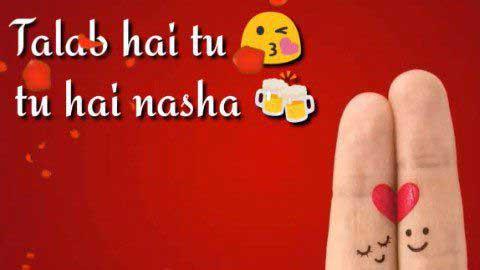 Mareez-e-ishq Love Hindi Status