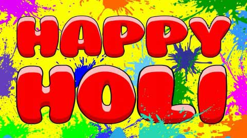 Happy Holi Wishes Whatsapp Status Festival Of Colours