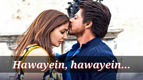 Hawayein - Jab Harry Met Sejal Video Song Status