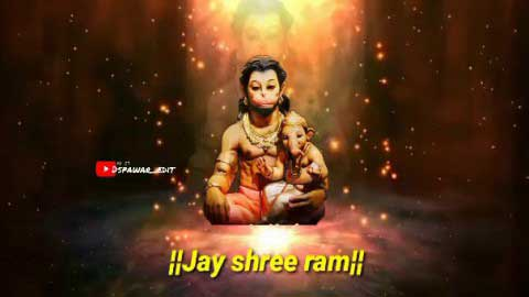 Hanuman Mantra God Whatsapp Status Video