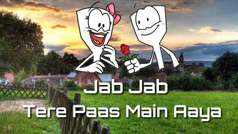Jab Jab Tere Paas Mein Aaya Love Status In Hindi