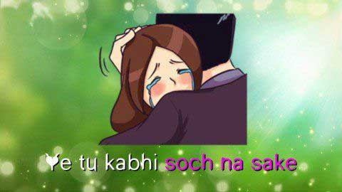 Soch Na Sake Status Video For Whatsapp