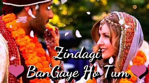 Zindagi Ban Gaye Ho Tum Love Status In Hindi